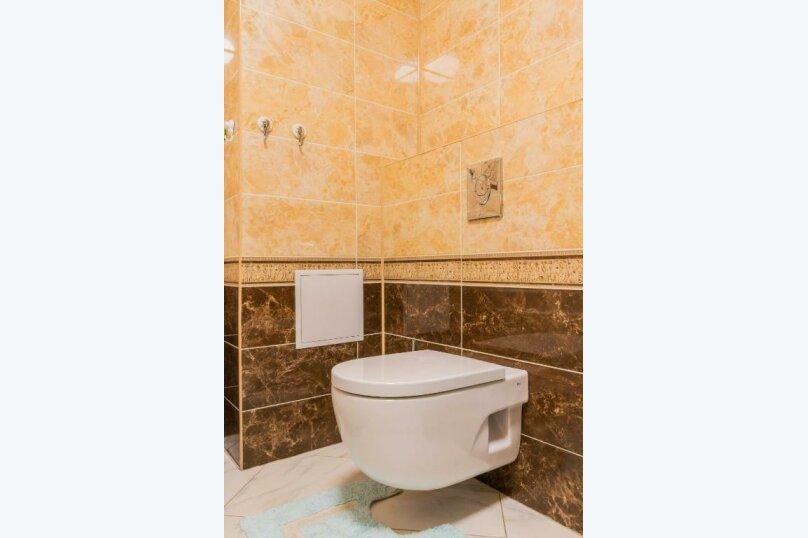 1-комн. квартира, 60 кв.м. на 4 человека, Новороссийская улица, 2Б, Волгоград - Фотография 25