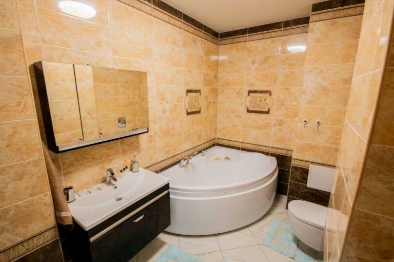 1-комн. квартира, 60 кв.м. на 4 человека, Новороссийская улица, 2Б, Волгоград - Фотография 31