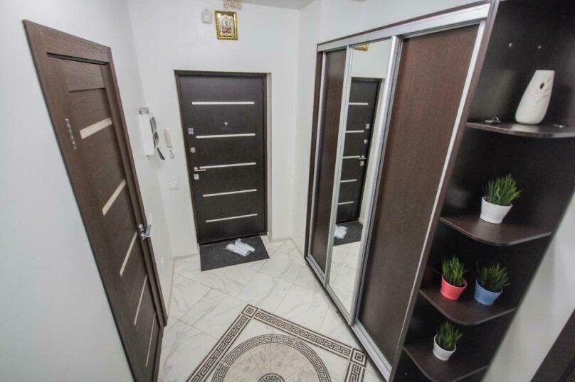 1-комн. квартира, 60 кв.м. на 4 человека, Новороссийская улица, 2Б, Волгоград - Фотография 32