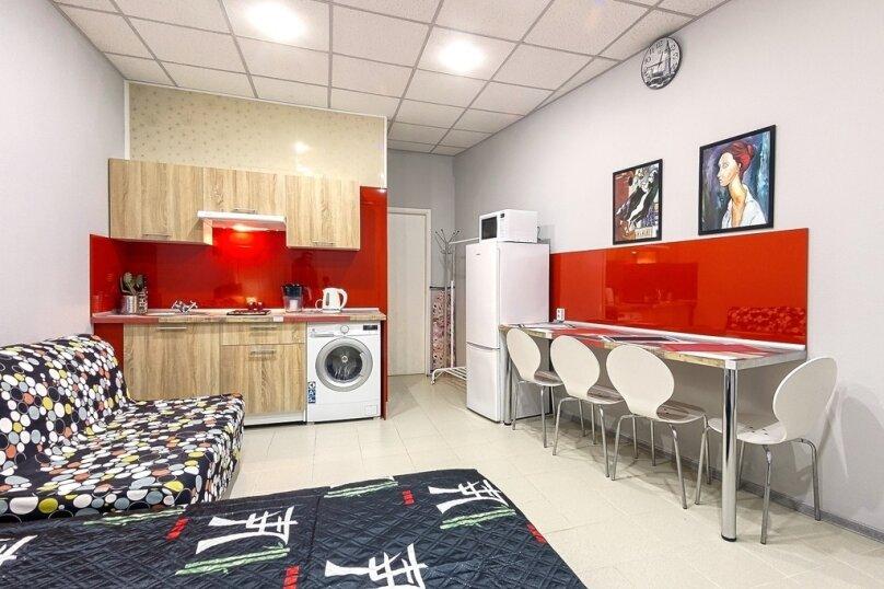 1-комн. квартира, 30 кв.м. на 4 человека, 8-я Советская улица, 47, Санкт-Петербург - Фотография 1