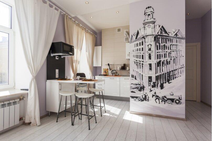 2-комн. квартира, 47 кв.м. на 6 человек, улица Рубинштейна, 30, Санкт-Петербург - Фотография 3