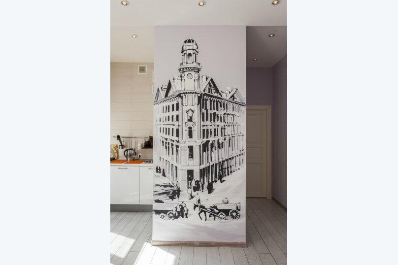 2-комн. квартира, 47 кв.м. на 6 человек, улица Рубинштейна, 30, Санкт-Петербург - Фотография 6