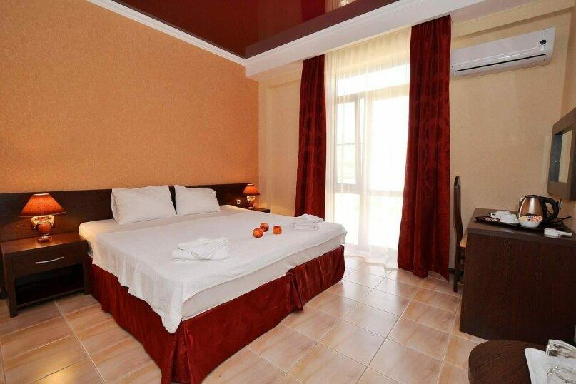 Двухместный номер с  2 отдельными кроватями, Каштановая улица, 14, Кабардинка - Фотография 2