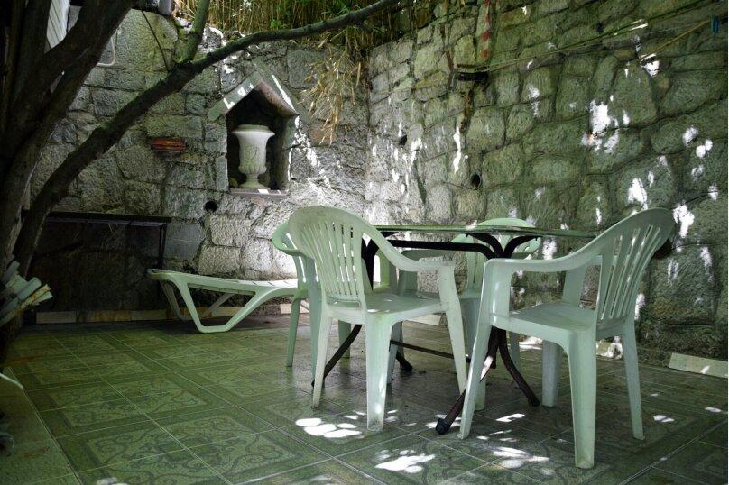 Домик Охотника, 45 кв.м. на 6 человек, 1 спальня, Ялтинская улица, 2, Алупка - Фотография 4