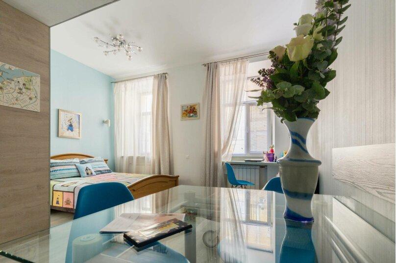 1-комн. квартира, 30 кв.м. на 3 человека, набережная реки Мойки, 30, Санкт-Петербург - Фотография 1