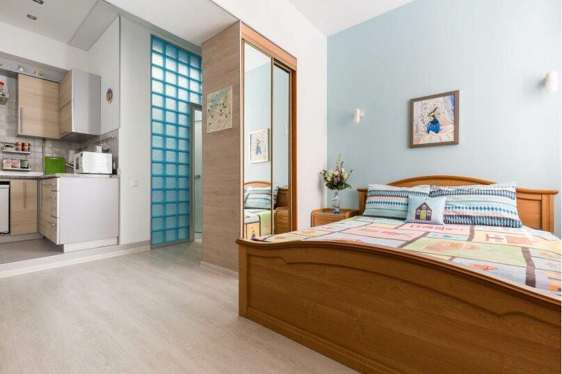 1-комн. квартира, 30 кв.м. на 3 человека, набережная реки Мойки, 30, Санкт-Петербург - Фотография 4