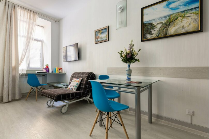 1-комн. квартира, 30 кв.м. на 3 человека, набережная реки Мойки, 30, Санкт-Петербург - Фотография 7