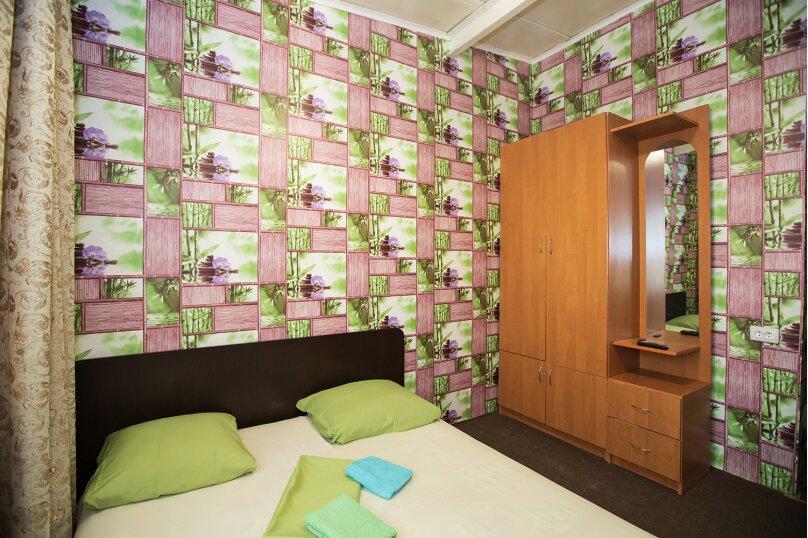 2-х местный стандарт (1 двухспальная кровать), Ленина, 127Г, Коктебель - Фотография 3