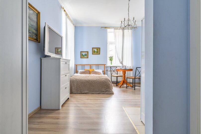 1-комн. квартира, 30 кв.м. на 4 человека, переулок Антоненко, 3, Санкт-Петербург - Фотография 2
