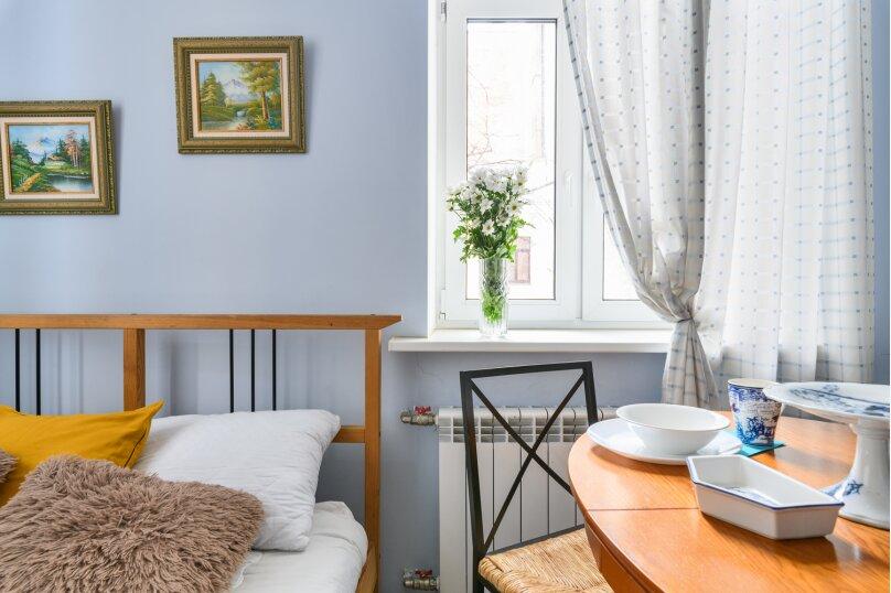 1-комн. квартира, 30 кв.м. на 4 человека, переулок Антоненко, 3, Санкт-Петербург - Фотография 7