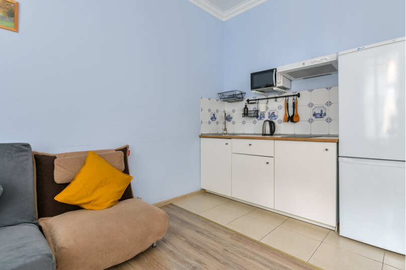1-комн. квартира, 30 кв.м. на 4 человека, переулок Антоненко, 3, Санкт-Петербург - Фотография 9