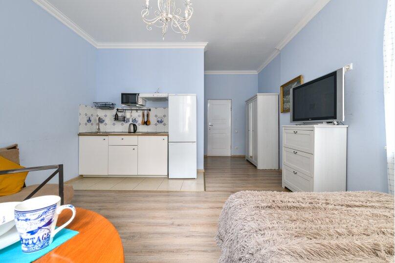 1-комн. квартира, 30 кв.м. на 4 человека, переулок Антоненко, 3, Санкт-Петербург - Фотография 10