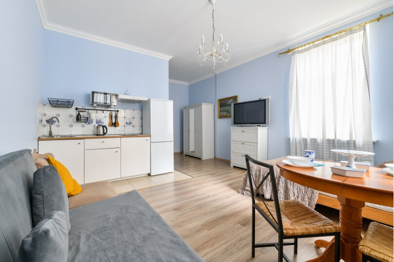 1-комн. квартира, 30 кв.м. на 4 человека, переулок Антоненко, 3, Санкт-Петербург - Фотография 11