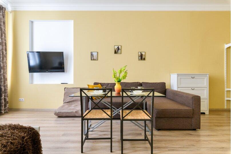 1-комн. квартира, 31 кв.м. на 5 человек, переулок Антоненко, 3, Санкт-Петербург - Фотография 5