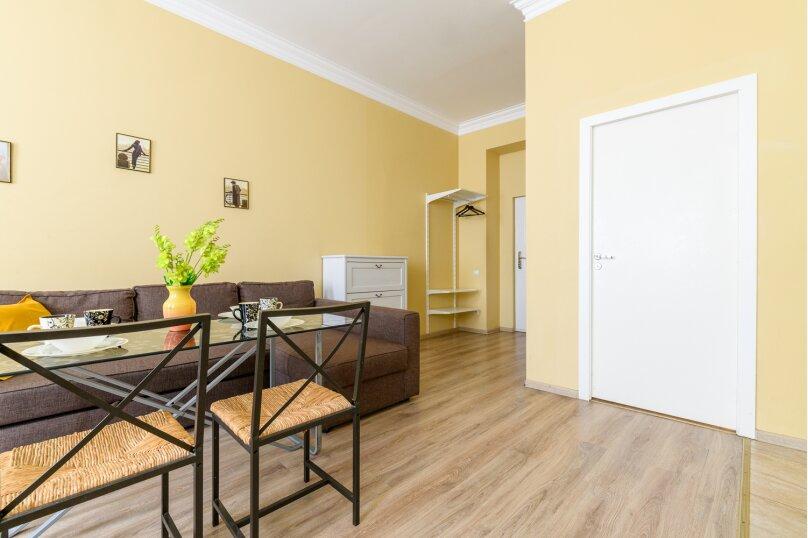 1-комн. квартира, 31 кв.м. на 5 человек, переулок Антоненко, 3, Санкт-Петербург - Фотография 6
