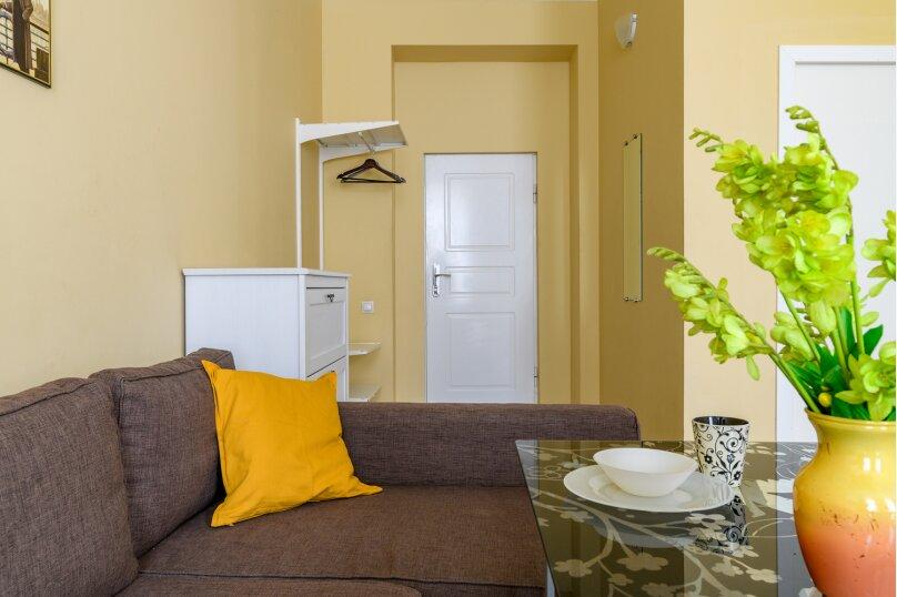 1-комн. квартира, 31 кв.м. на 5 человек, переулок Антоненко, 3, Санкт-Петербург - Фотография 13