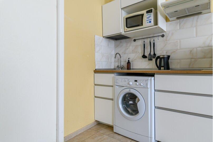 1-комн. квартира, 31 кв.м. на 5 человек, переулок Антоненко, 3, Санкт-Петербург - Фотография 14