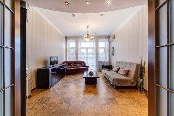 3-комн. квартира, 120 кв.м. на 7 человек, Московский проспект, 155/23, Санкт-Петербург - Фотография 1