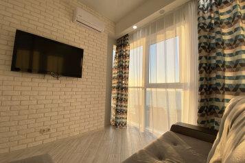 1-комн. квартира, 45 кв.м. на 4 человека, Крымская улица, 89, село Мамайка, Сочи - Фотография 1