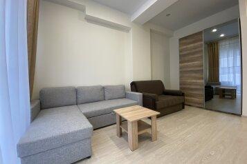 1-комн. квартира, 38 кв.м. на 4 человека, Крымская улица, 89, село Мамайка, Сочи - Фотография 1