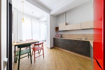 1-комн. квартира, 43 кв.м. на 4 человека, Крымская улица, 89, село Мамайка, Сочи - Фотография 1