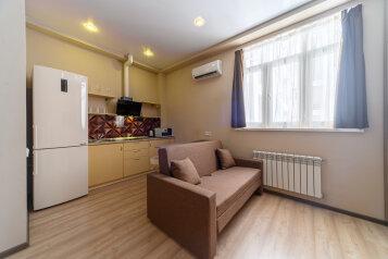 1-комн. квартира, 28 кв.м. на 3 человека, Крымская улица, 89, село Мамайка, Сочи - Фотография 1