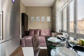 2-комн. квартира, 49 кв.м. на 6 человек, улица Гастелло, 13, Санкт-Петербург - Фотография 1