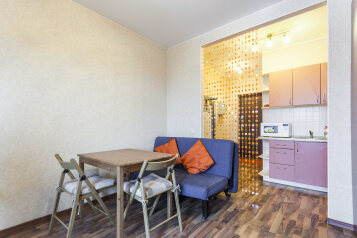 1-комн. квартира, 28 кв.м. на 4 человека, Варшавская улица, 19к2, Санкт-Петербург - Фотография 1