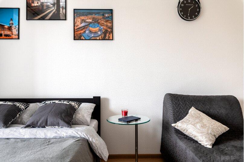 1-комн. квартира, 32 кв.м. на 4 человека, 5-й Предпортовый проезд, 2, Санкт-Петербург - Фотография 18