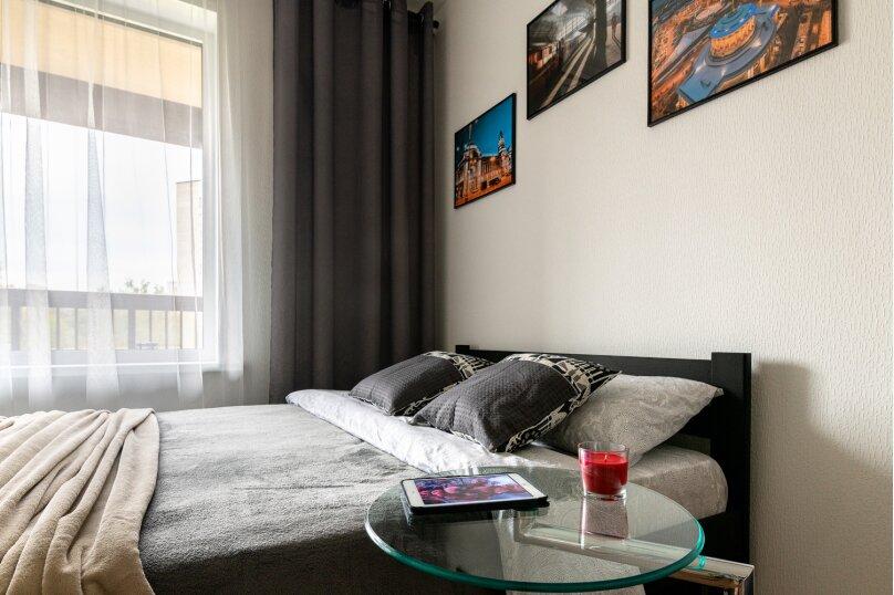 1-комн. квартира, 32 кв.м. на 4 человека, 5-й Предпортовый проезд, 2, Санкт-Петербург - Фотография 21