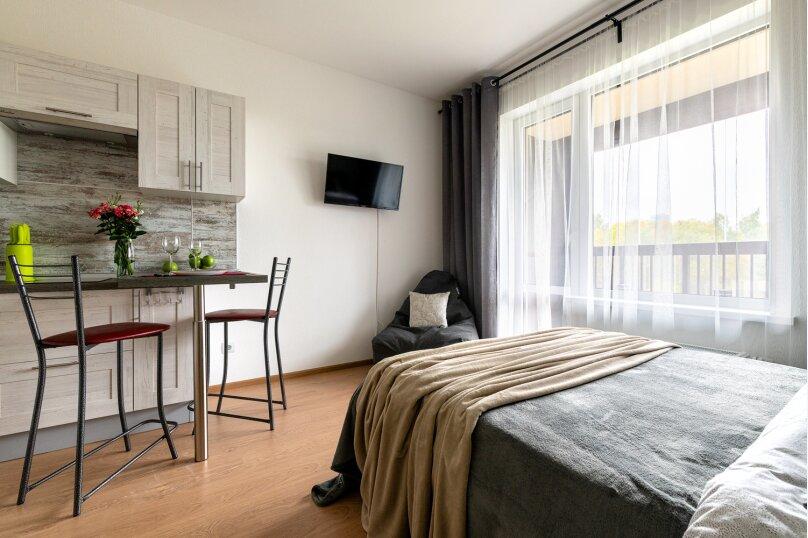 1-комн. квартира, 32 кв.м. на 4 человека, 5-й Предпортовый проезд, 2, Санкт-Петербург - Фотография 23