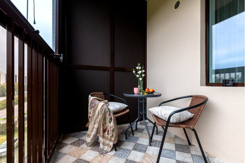 1-комн. квартира, 32 кв.м. на 4 человека, 5-й Предпортовый проезд, 2, Санкт-Петербург - Фотография 27