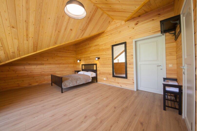 """Гостиница """"River Side"""", поселок Дрокино, Монамур на 9 комнат - Фотография 8"""
