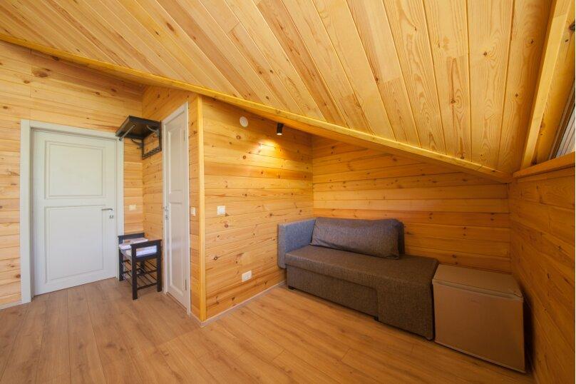 """Гостиница """"River Side"""", поселок Дрокино, Монамур на 9 комнат - Фотография 9"""