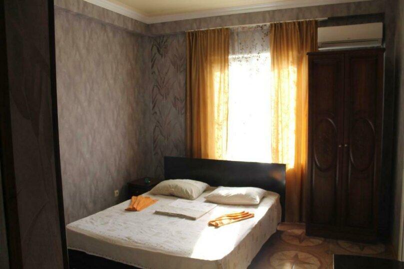 Двухместный номер с 1 кроватью или 2 отдельными кроватями и дополнительной кроватью , Чанба, 7, Цандрыпш - Фотография 1