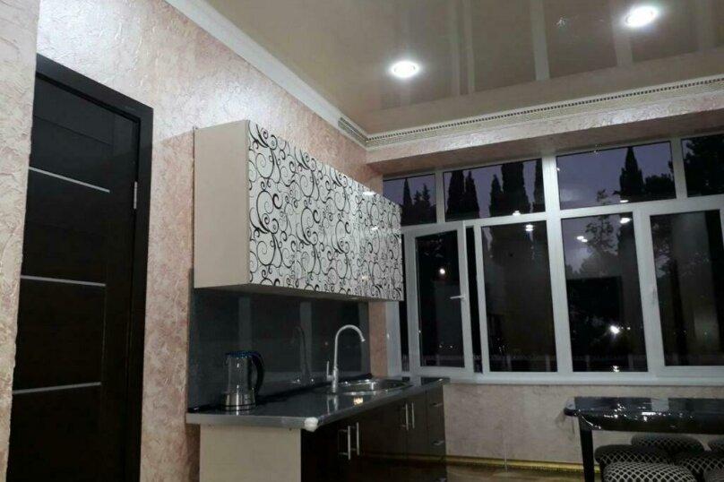 Люкс с 2 спальнями , Чанба, 7, Цандрыпш - Фотография 5