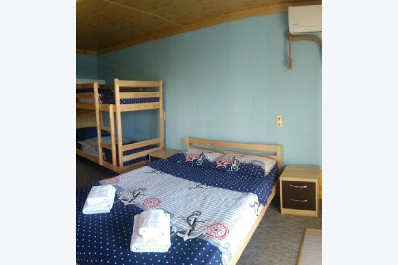 """Гостевой дом """"Добрый шкипер"""", СТ Море, 42 на 2 комнаты - Фотография 21"""
