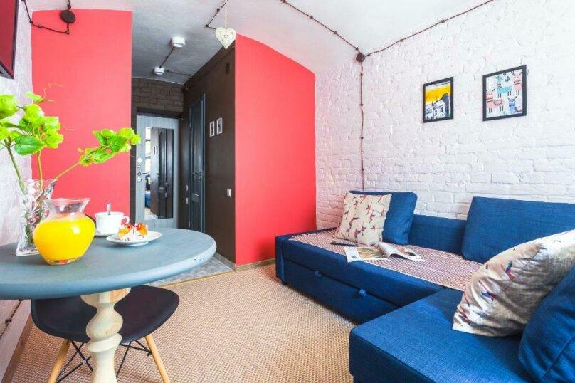 Апартаменты  1 спальней(1), Пушкинская улица, 8, Санкт-Петербург - Фотография 12