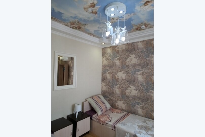 Двухместный бюджетный номер с двумя кроватями, улица Суворова, 44, Краснодар - Фотография 1