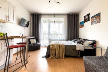 1-комн. квартира, 32 кв.м. на 4 человека, 5-й Предпортовый проезд, 2, Санкт-Петербург - Фотография 1