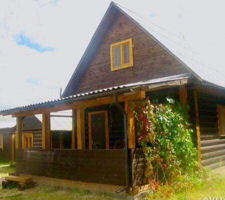 Уютный дом на берегу озера, 79 кв.м. на 5 человек, 1 спальня