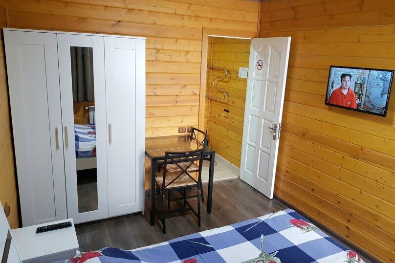 Бунгало с мини-кухней, Котовского, 16, Адлер - Фотография 13