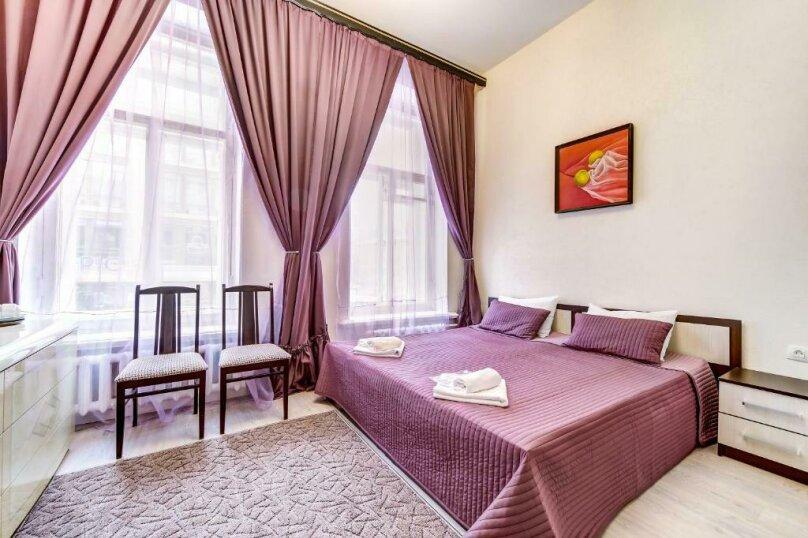 Двухместная гостевая комната с камином и собственным с/у, улица Марата, 8, Санкт-Петербург - Фотография 6