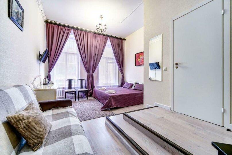 Двухместная гостевая комната с камином и собственным с/у, улица Марата, 8, Санкт-Петербург - Фотография 7