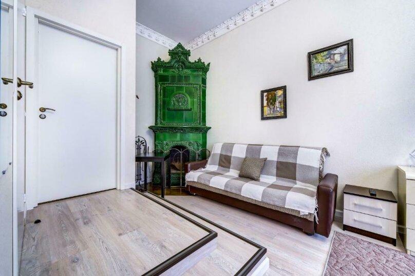 Двухместная гостевая комната с камином и собственным с/у, улица Марата, 8, Санкт-Петербург - Фотография 8