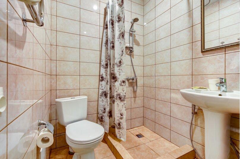Двухместная гостевая комната с камином и собственным с/у, улица Марата, 8, Санкт-Петербург - Фотография 10