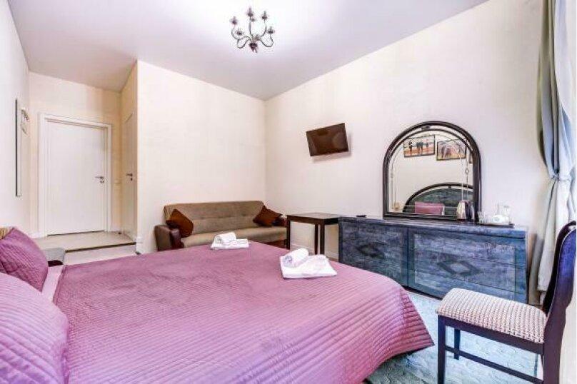Улучшенная двухместная гостевая комната с собственным с/у, улица Марата, 8, Санкт-Петербург - Фотография 2