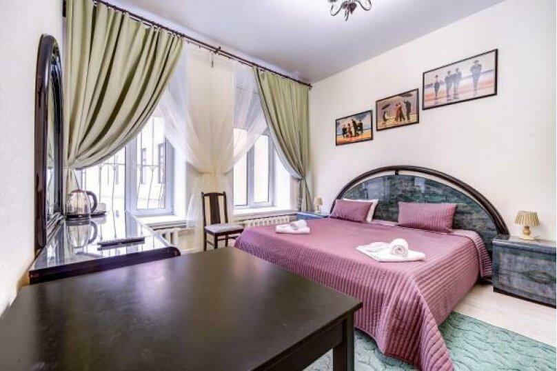 Улучшенная двухместная гостевая комната с собственным с/у, улица Марата, 8, Санкт-Петербург - Фотография 4