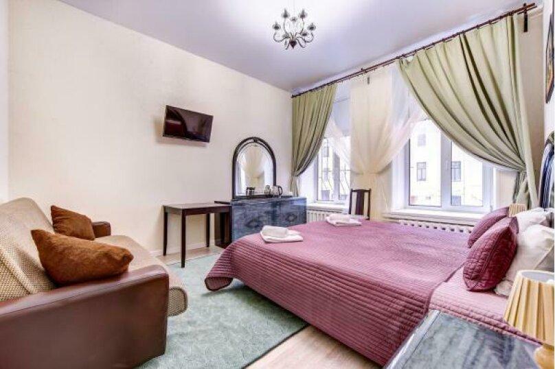 Улучшенная двухместная гостевая комната с собственным с/у, улица Марата, 8, Санкт-Петербург - Фотография 5