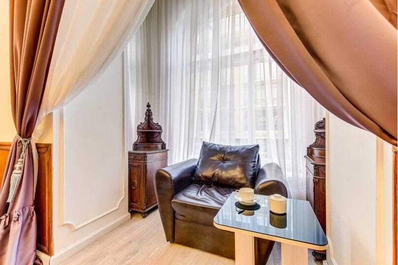 Улучшенная двухместная гостевая комната с собственным с/у, улица Марата, 8, Санкт-Петербург - Фотография 7